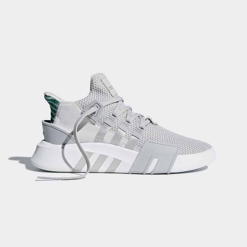 Giày EQT Xám mang thông điệp sự trở lại của mẫu Sneaker đình đám của Adidas