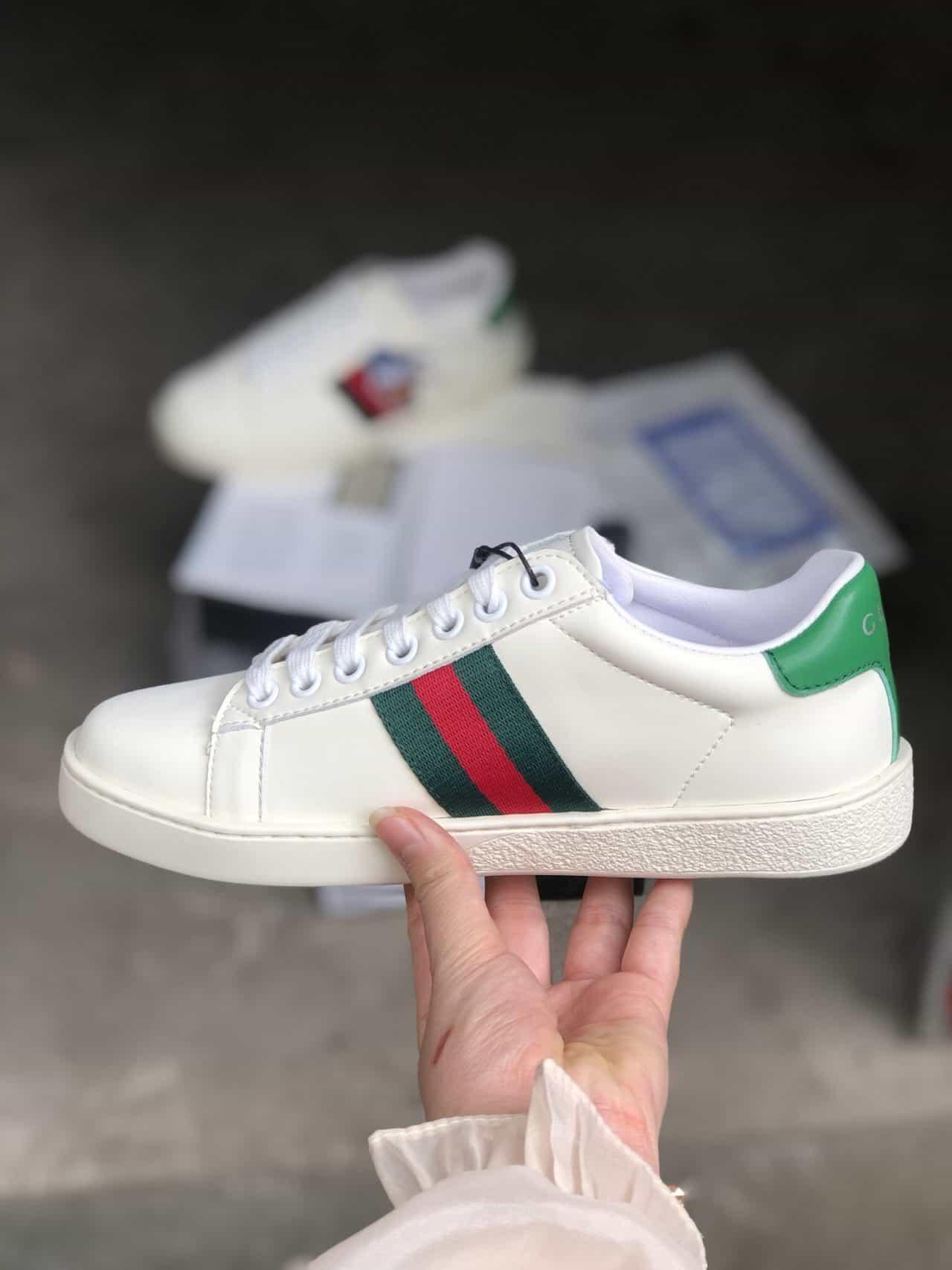 Giày Gucci Vịt rep 1:1 phù hợp cho nhiều loại phong cách