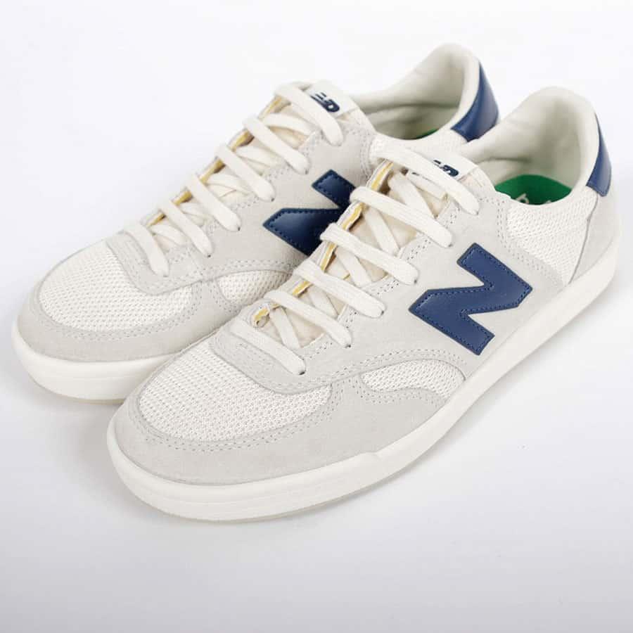 Giày New Balance Xanh Rep 1:1 có in hình chữ N bắt mắt