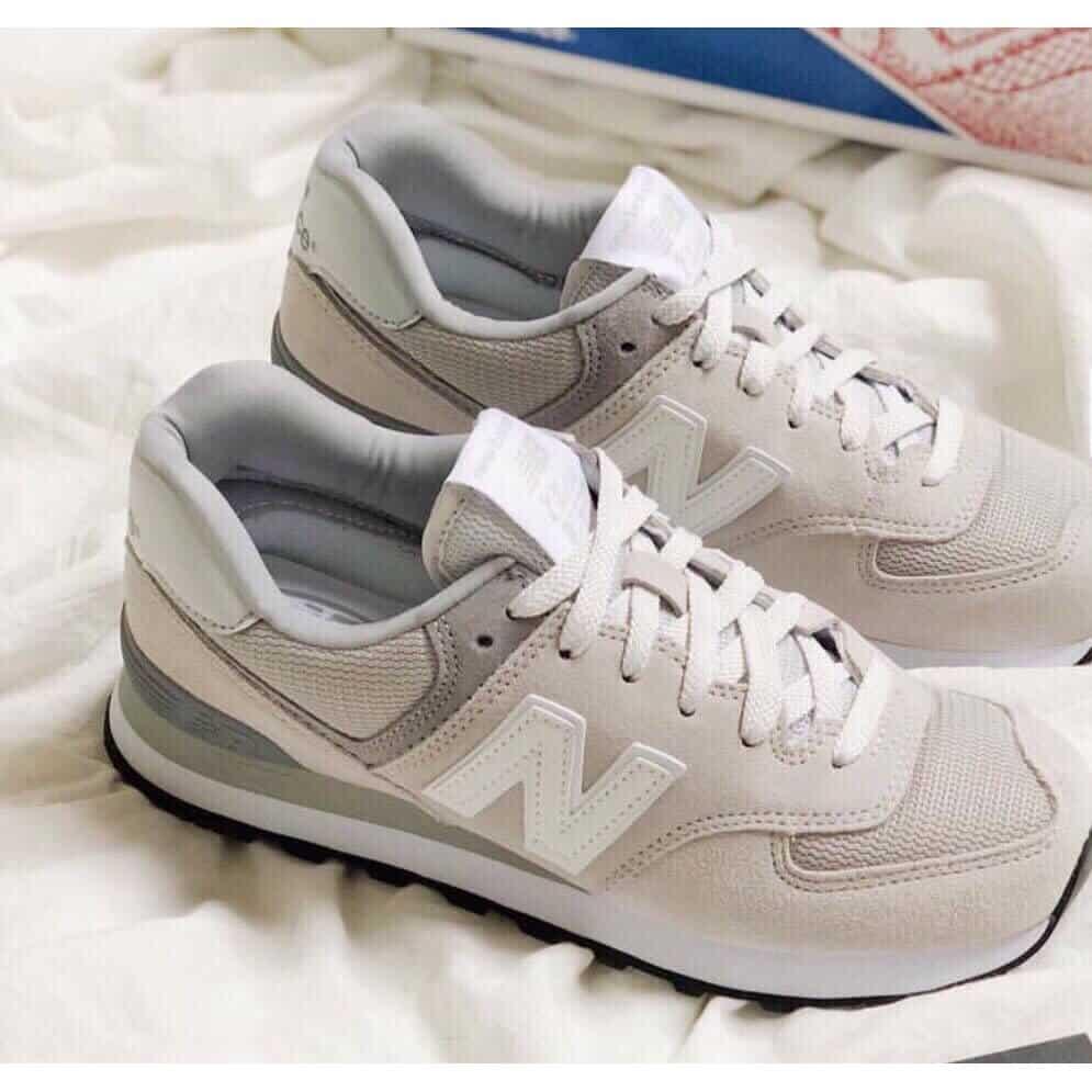 Giày New Balance Xám rep 1:1 được gia công tinh tế tỉ mỉ