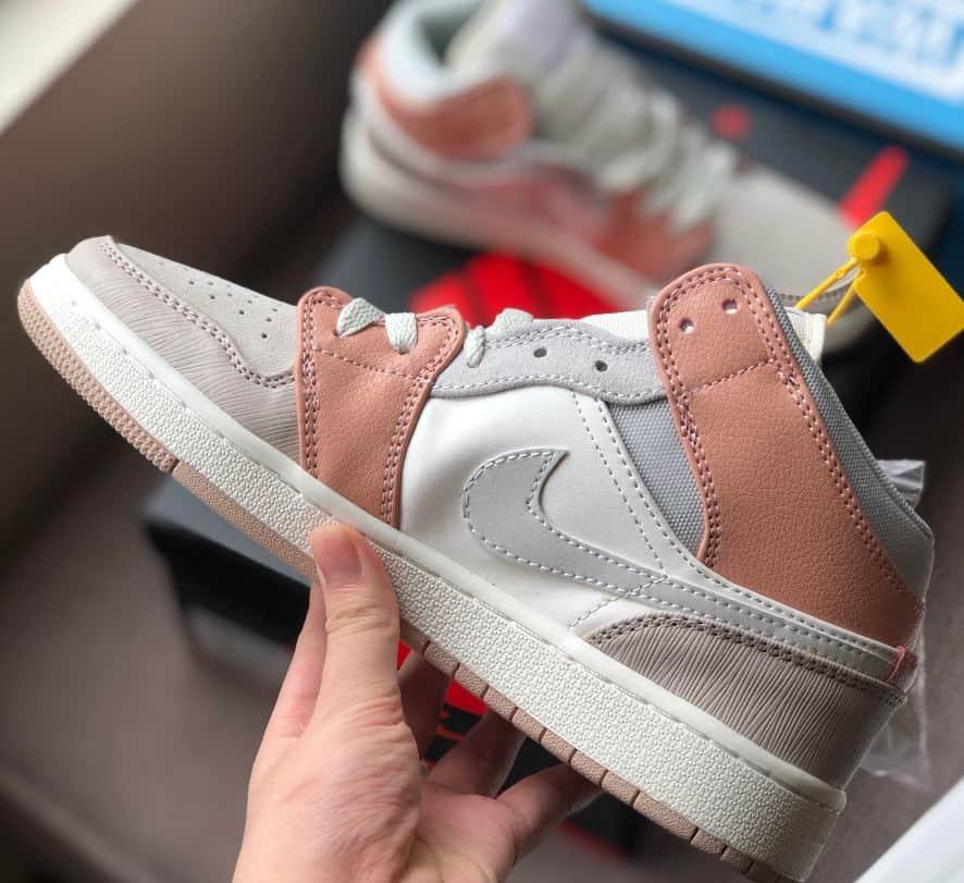 Giày Jordan 1 High Milan rep 1:1 – ma sát tốt, không lo trượt ngã