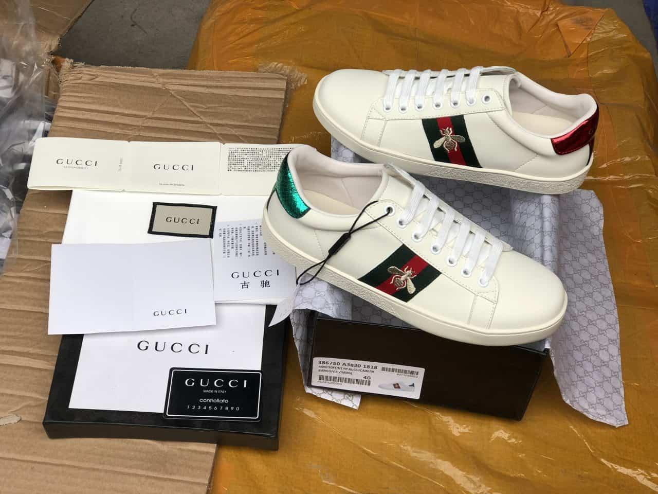 Gucci Ong Rep 1:1 phù hợp mọi outfit