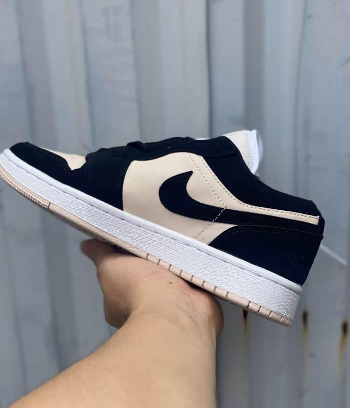 Giày Jordan 1 Low Hồng Đen rep 1:1 giúp bạn nữ dễ dàng phối trang phục