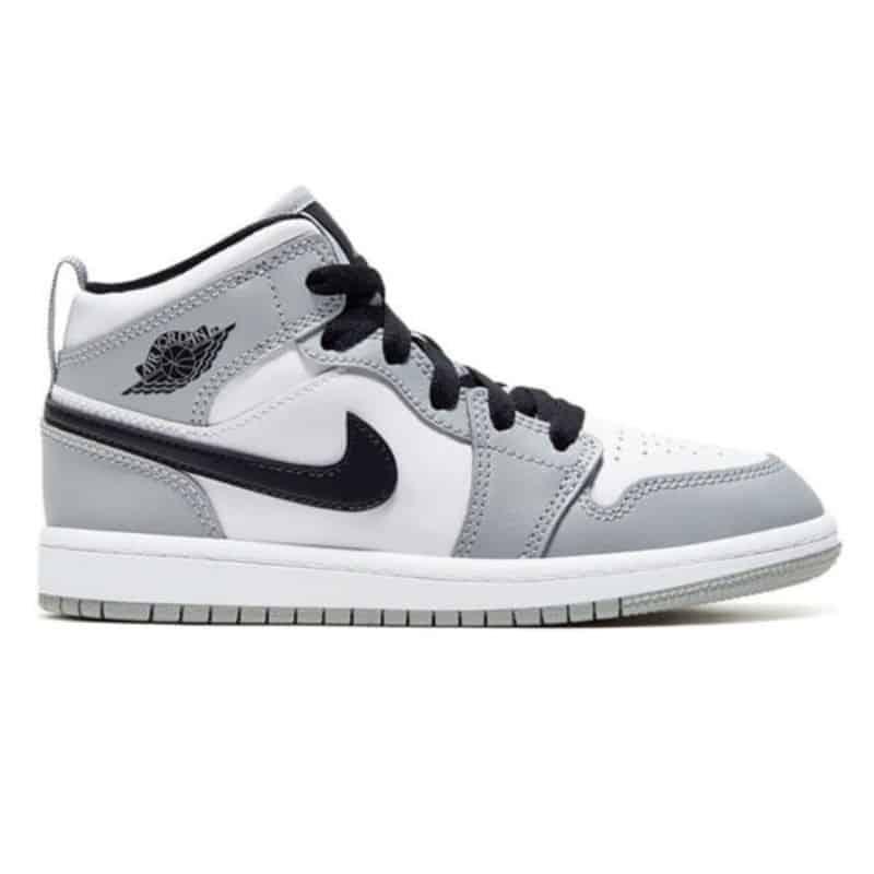 Giày Jordan 1 High Xám rep 1:1 dễ làm sạch