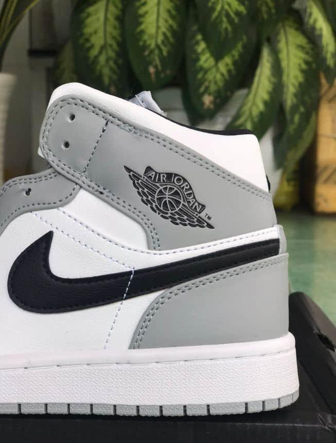 Giày Jordan 1 High Xám rep 1:1 – siêu phẩm thể hiện sự năng động và khỏe khoắn