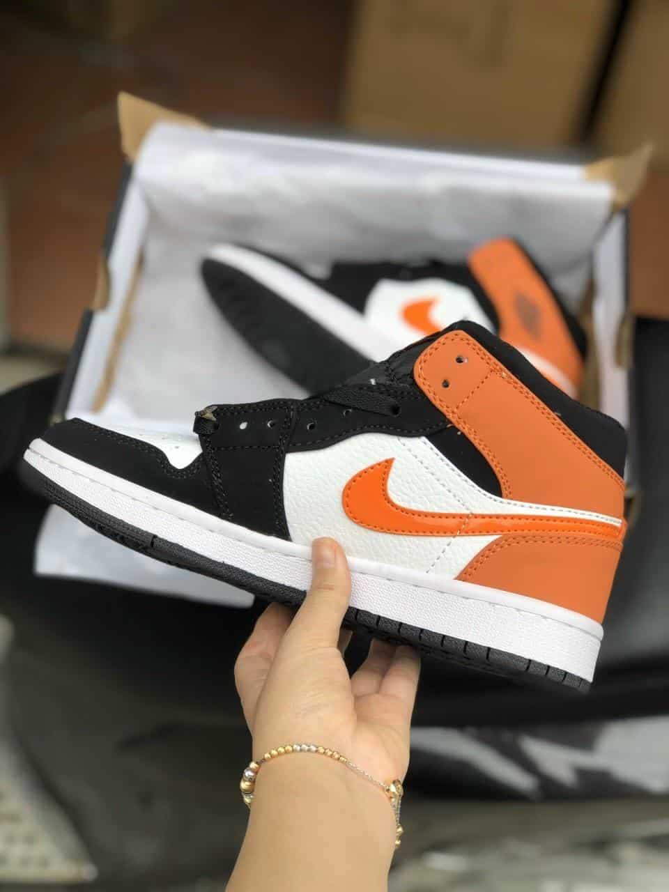 Giày Jordan 1 High rep 1:1 có giá cực kỳ hợp với túi tiền, chất lượng lại chuẩn Authenic