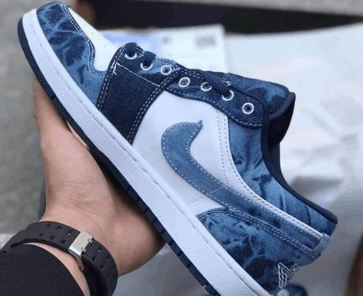 Giày Jordan 1 Low Loang Xanh rep 1:1 là sản phẩm phù hợp cho cả nam và nữ