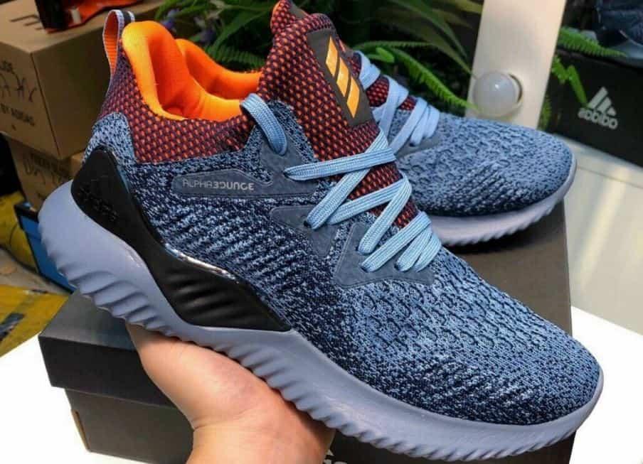 Alphabounce Xanh Cam rep 1:1 là mẫu giày đẹp – độc – lạ, được nhiều fan hâm mộ săn đón