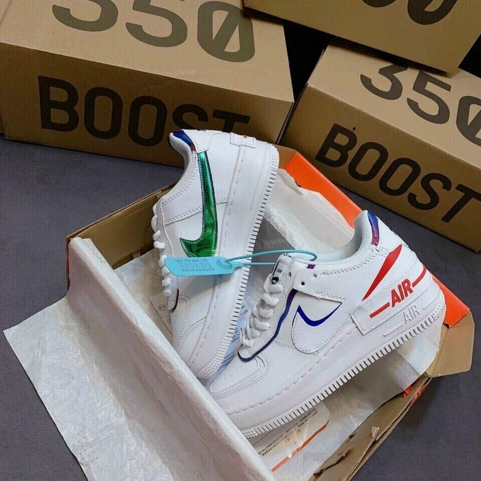 Siêu phẩm Nike Air Force 1 Tím replica luôn mang lại sự hài lòng cho nhiều khách hàng