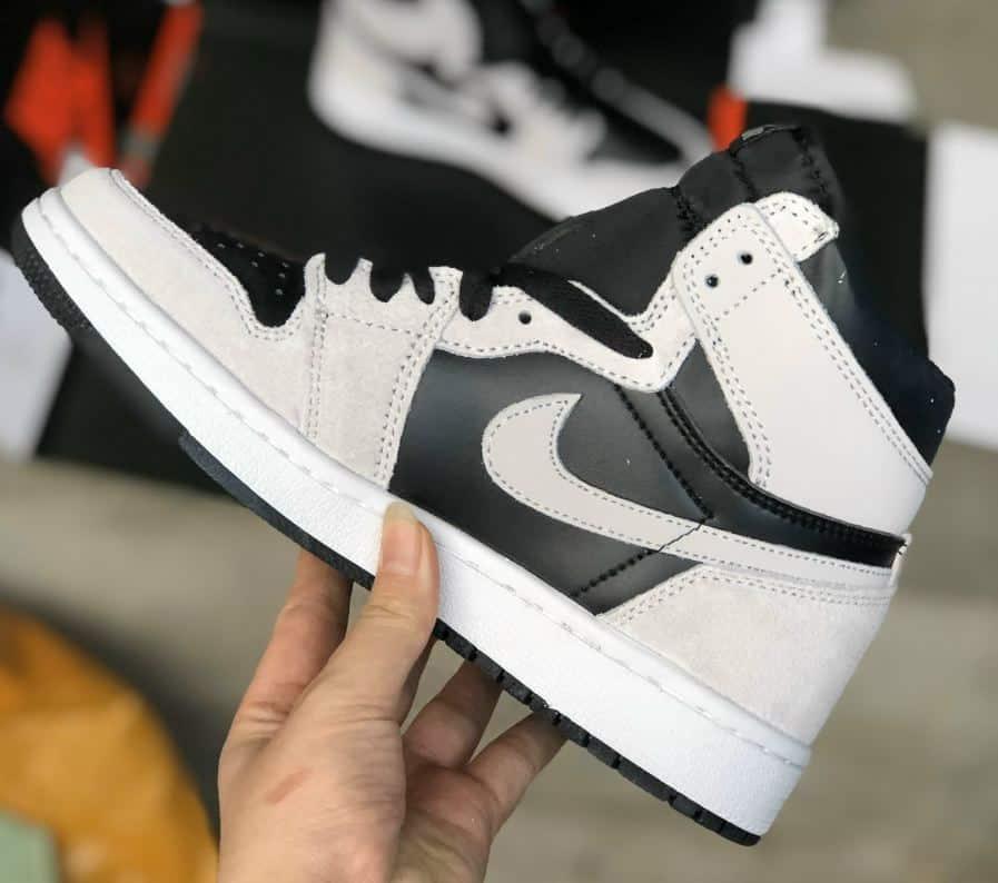 Giày Jordan 1 High Xám Đen rep 1:1 – Sản phẩm chưa bao giờ hết HOT