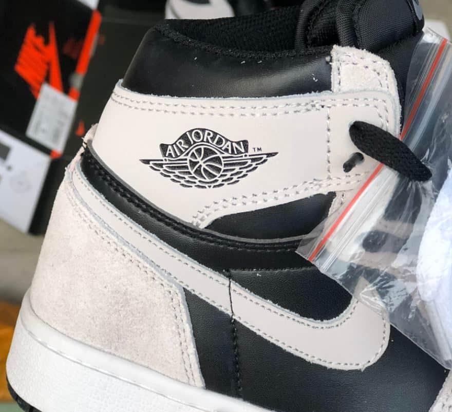 Giày Jordan 1 High Xám Đen rep 1:1 – Sản phẩm bạn nên sở hữu ngay