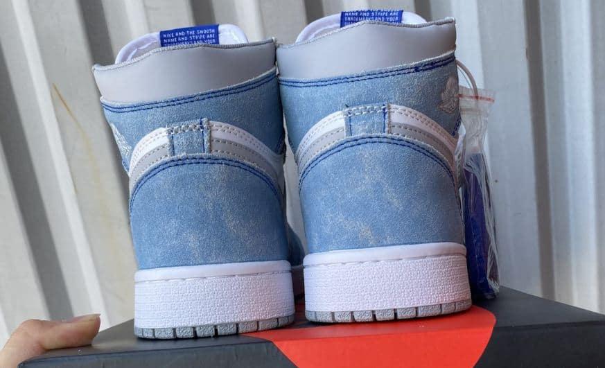 Giày Jordan 1 High Hyper Royal rep 1:1 là siêu phẩm đình đám hiện nay