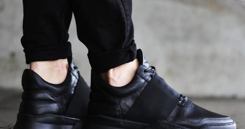 Giày thể thao nam Low Top Elastic đến từ thương hiệu Filling Piece