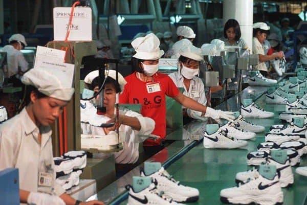 Chi phí nhân công sản xuất tại các nước Đông Nam Á thấp