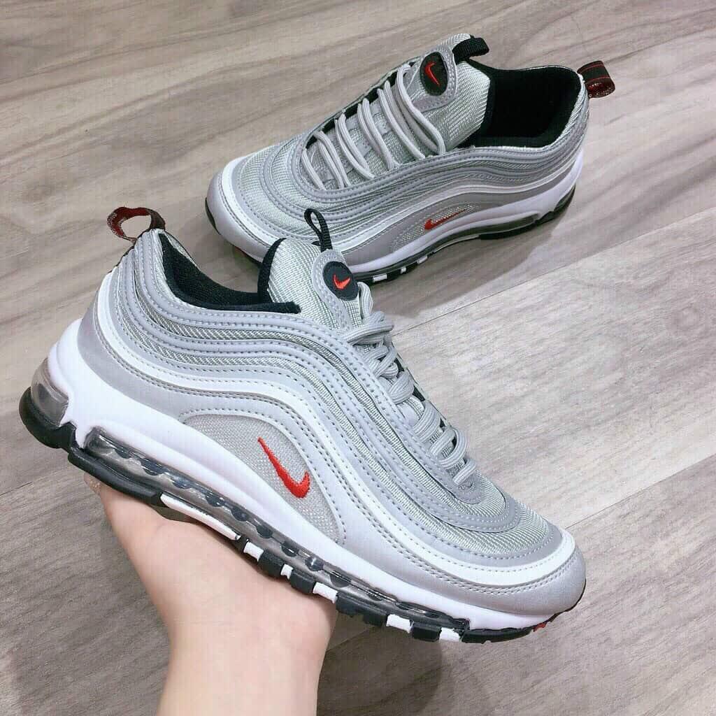 Giày Nike Air Max 97 Xám