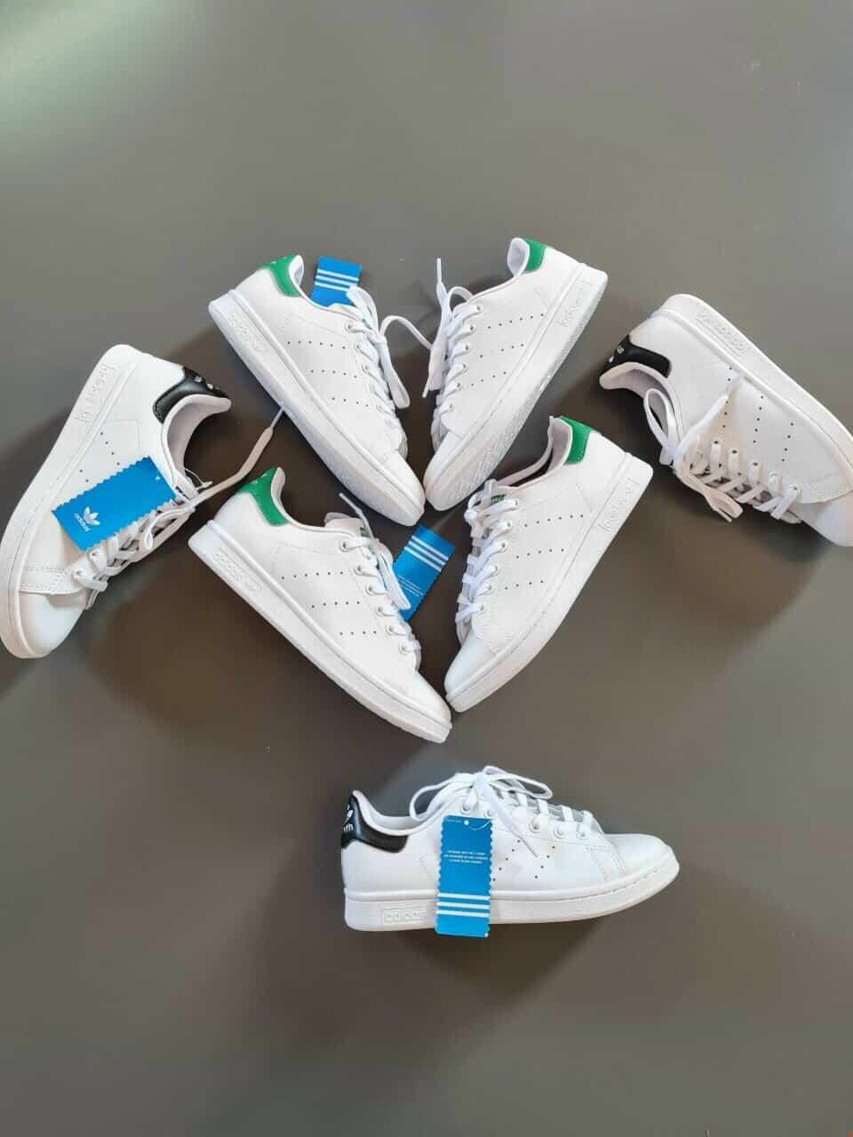 Cảm nhận sự thoải mái với giày Adidas Stan Smith