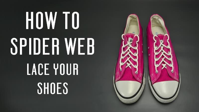 Cách thắt dây giày 5 lỗ siêu độc đáo cho các bạn trẻ năng động