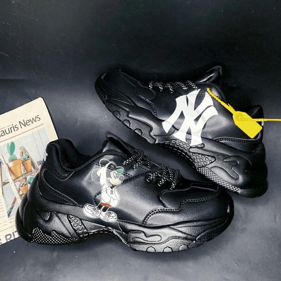 Cách nhận biết giày mlb rep 1:1 và hàng super fake.
