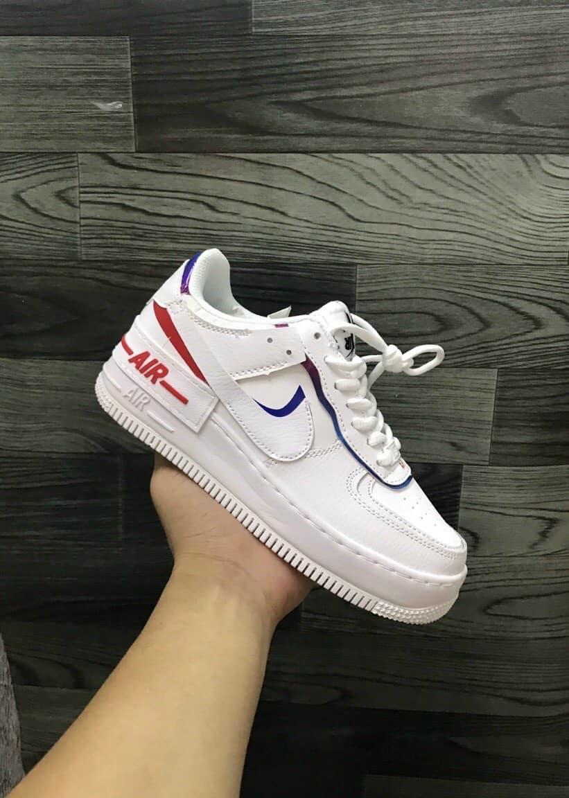 Vẻ đẹp phối màu tinh tế của giày Nike Air Force 1 rep 11