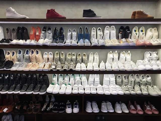 More Than Basis là địa chỉ mua giày thể thao giá rẻ TPHCM