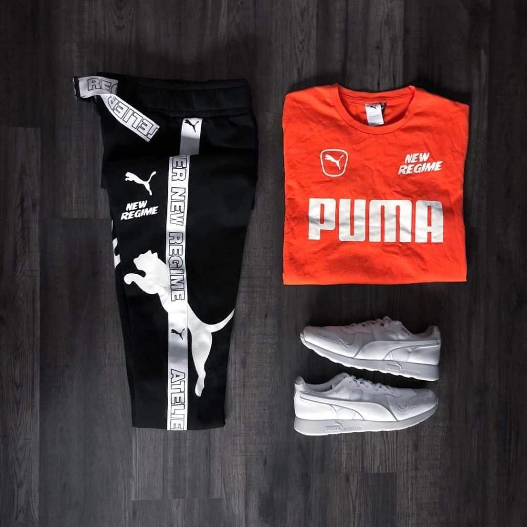 Thương hiệu giày thể thao nổi tiếng Puma
