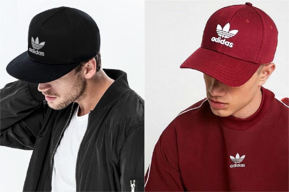 Có nhiều dấu hiệu để phân biệt mũ lưỡi trai Adidas thật giả