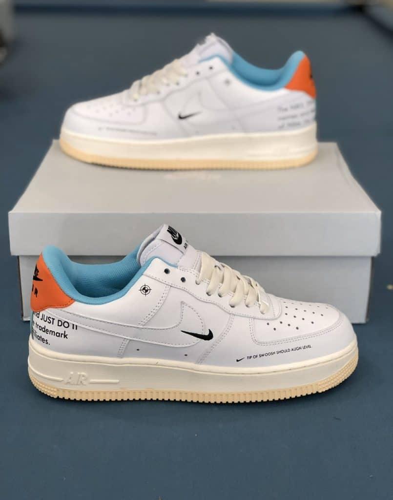 """Đôi giày Nike Air Force 1 Off-White khiến giới trẻ """"phát cuồng"""""""