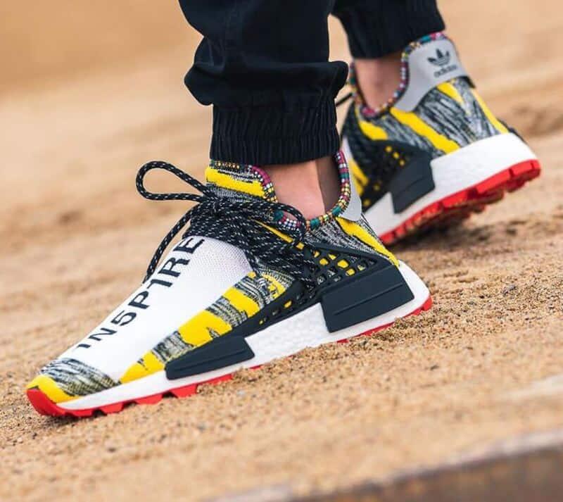 Giày Adidas NMD Human Race rep 1:1 dễ đặt mua hơn giày Real
