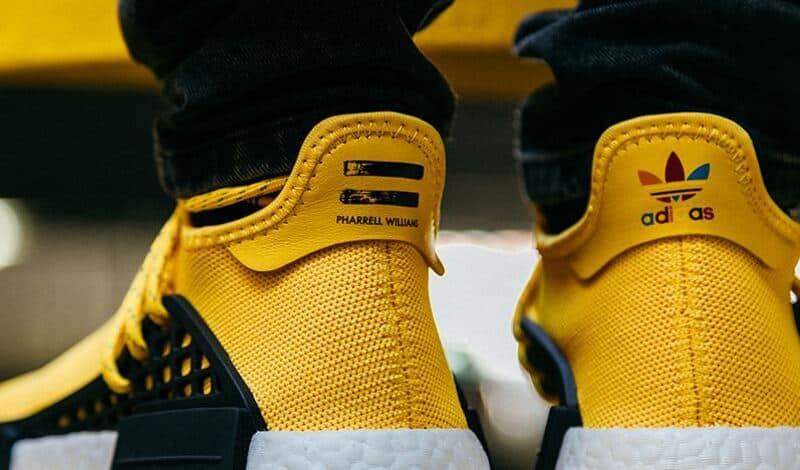 Giày Adidas NMD Human Race có độ thông thoáng, dễ chịu khi sử dụng