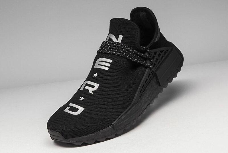 Phiên bản giày Pharrell x NMD Human Race NERD