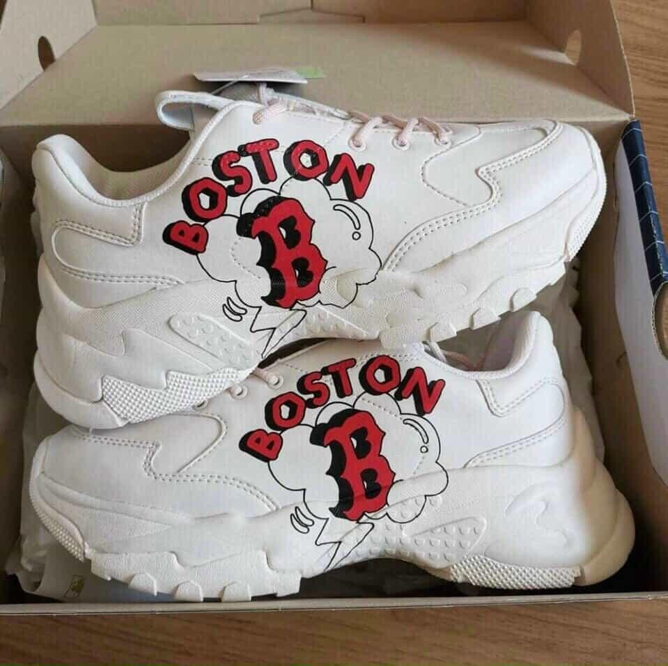 Thiết kế giày MLB Boston Đỏ 2022 Rep 1:1 khác biệt