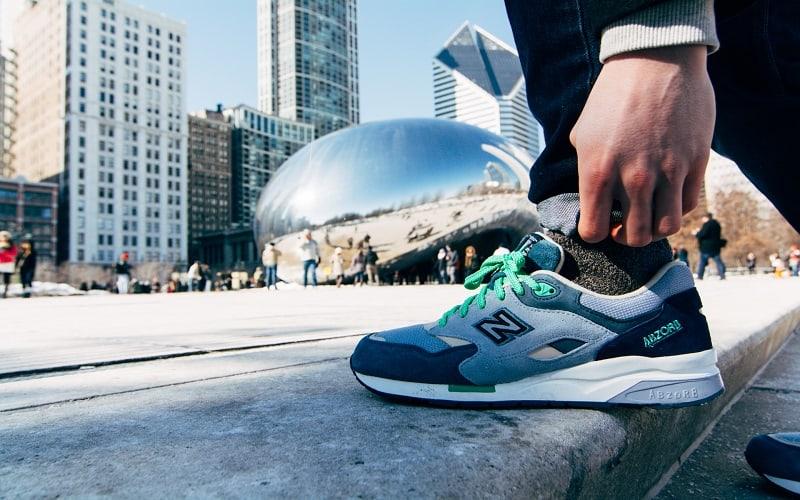 Giày Sneaker New Balance tạo ra sức hút toàn cầu đối với giới trẻ