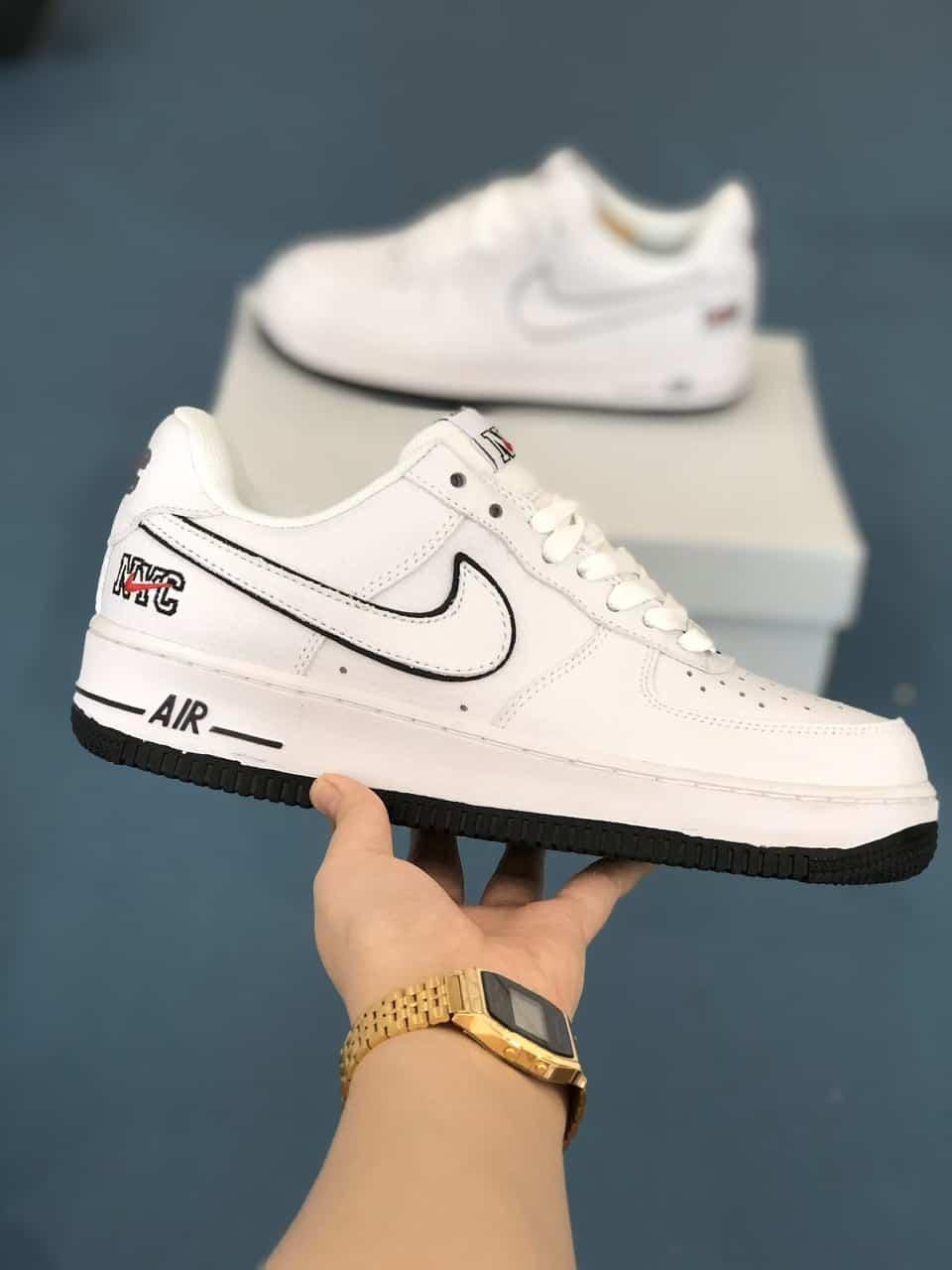 Giày Nike Air Force 1 NYC rep 1:1 thể hiện phong cách đẳng cấp của giới Streetware