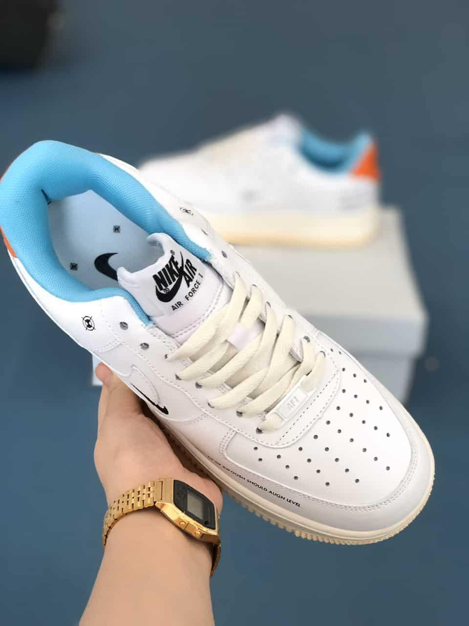 Giày Nike Air Force 1 Off White rep 1:1 là màn collab của 2 thương hiệu nổi tiếng