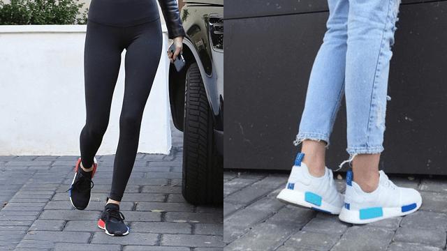 Adidas NMD là đôi giày top 1 giày nữ hot nhất hiện nay với sự êm ái và kiểu dáng tinh tế