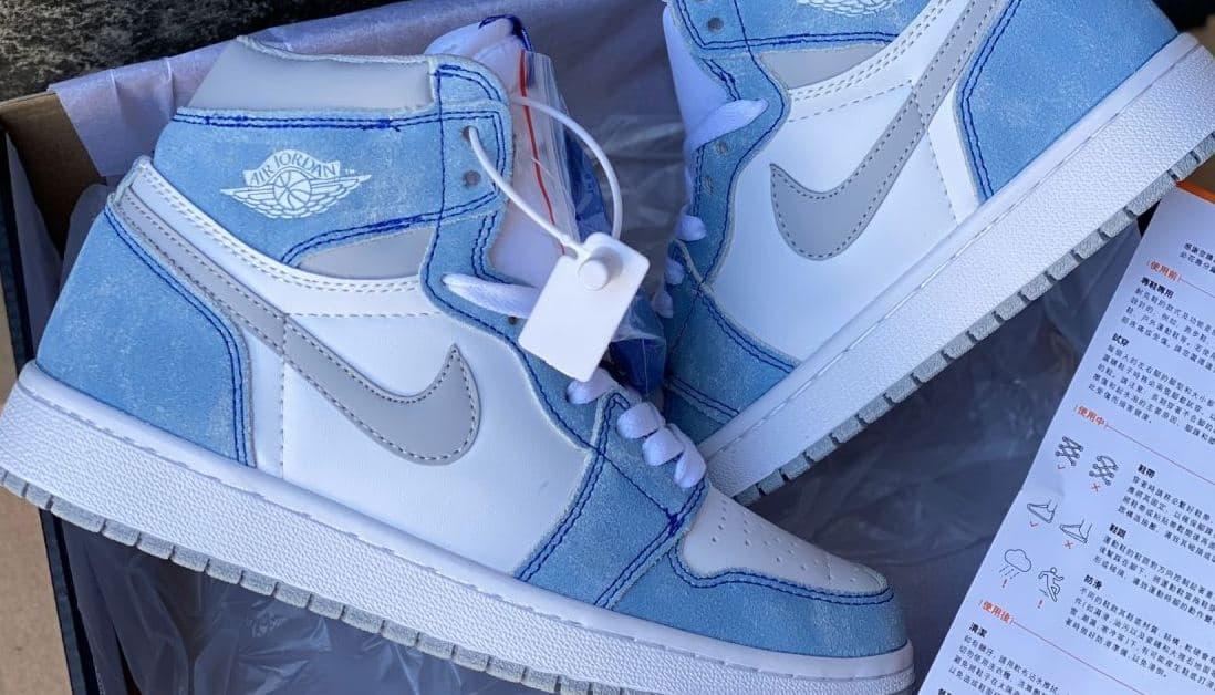 Nike là một trong những thương hiệu lớn về giày sneaker