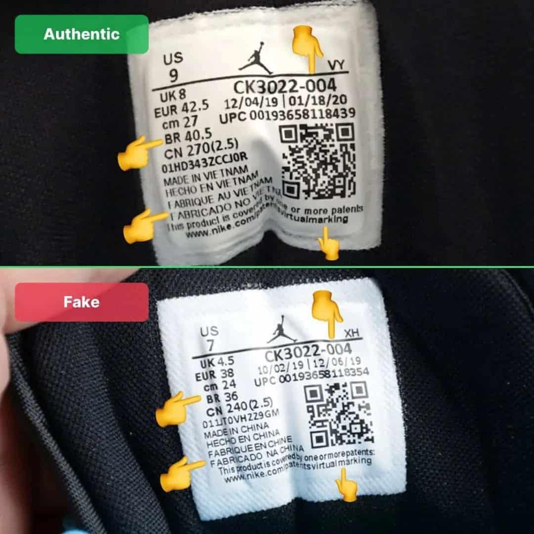 Nhận biết hàng giả nhờ vào tem có in mã vạch