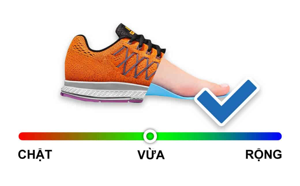 Một số câu hỏi thường gặp về bảng quy đổi size giày quốc tế