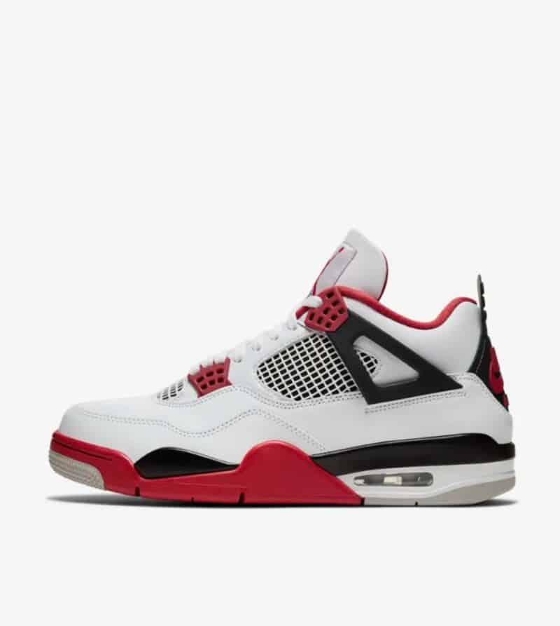 Phiên bản Jordan 4 Fire Red