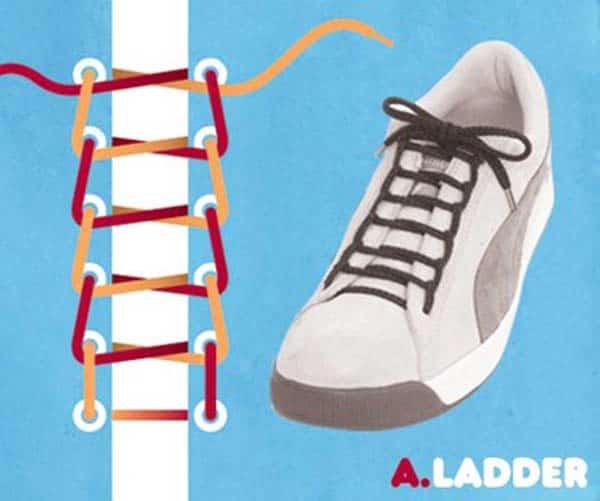 Cách buộc dây giày thể thao đẹp và đơn giản nhất