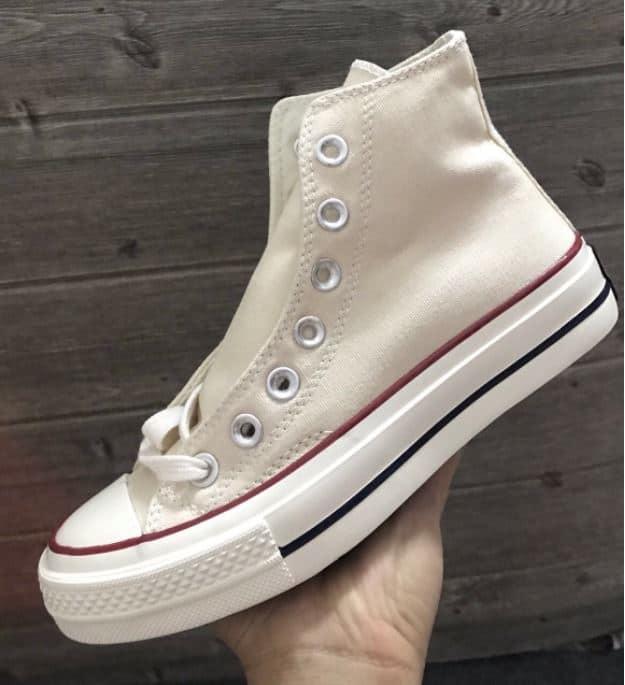 Converse cổ cao là một mẫu giày rất được ưa chuộng