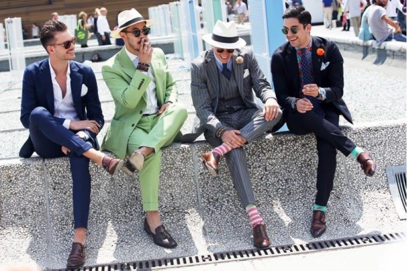 Nam thấp nên đi giày gì - chọn giày công sở cho nam giới thấp bé