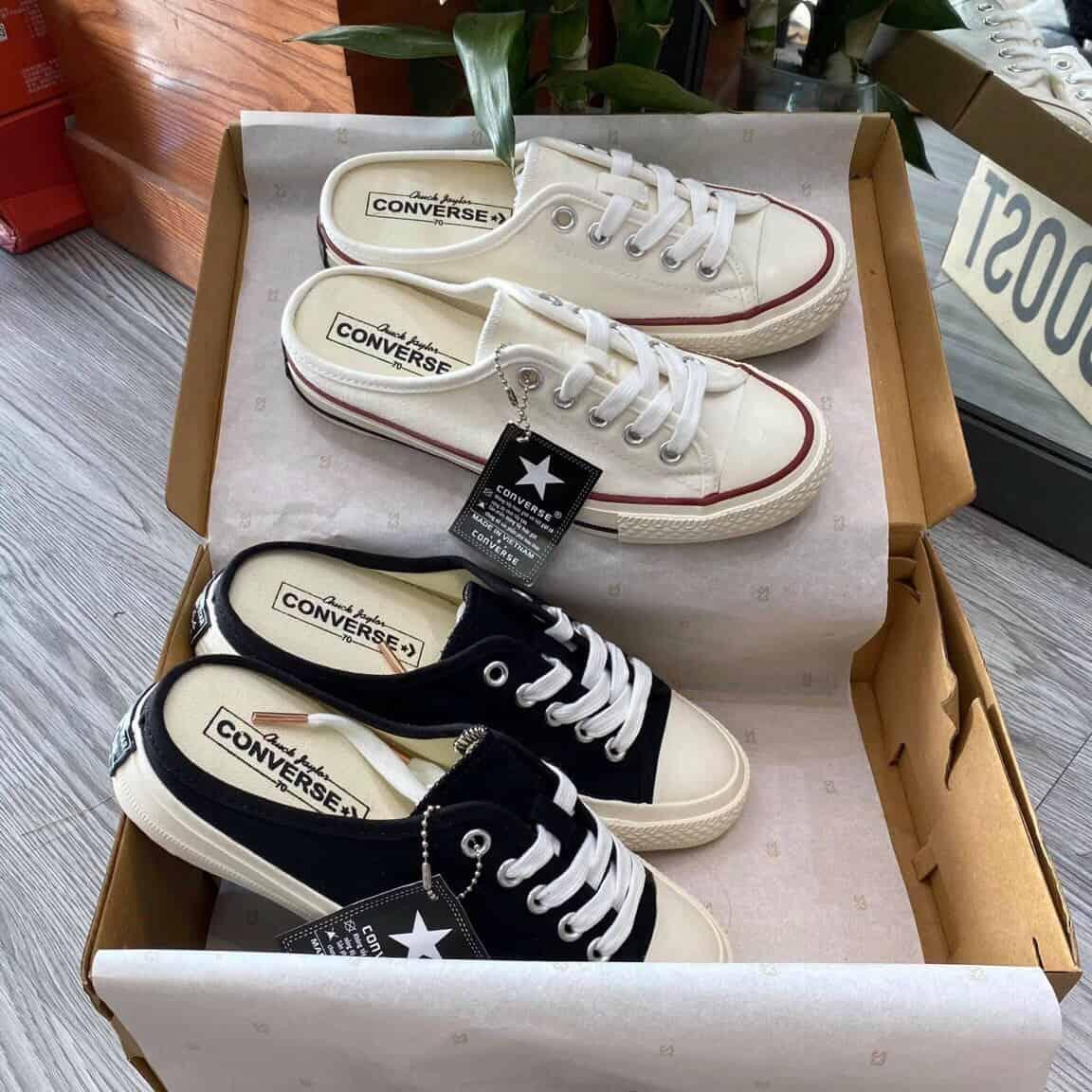 Thắt dây giày tạo nên phong cách và cá tính
