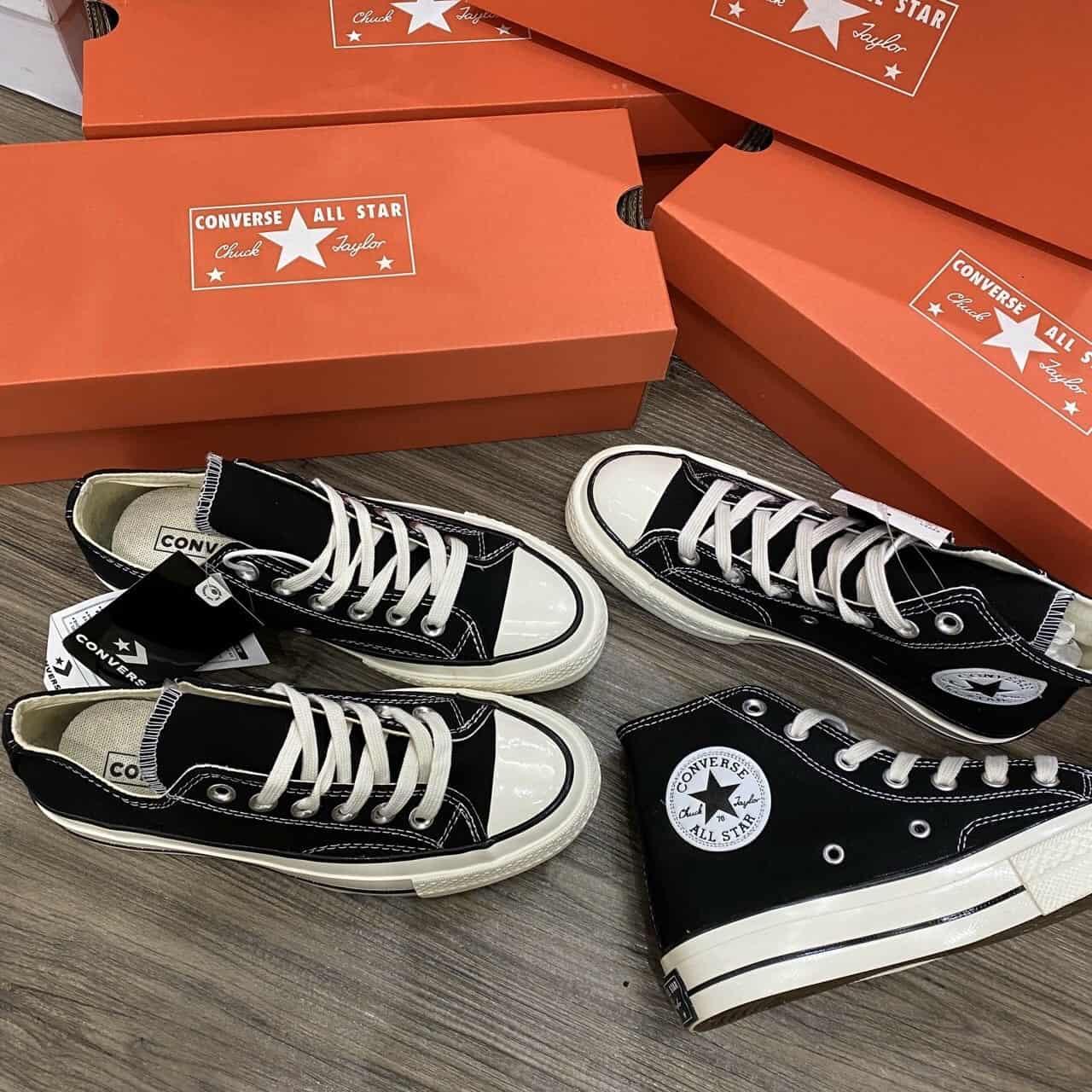 Converse Classic là một trong những mẫu giày Converse đẹp nhất