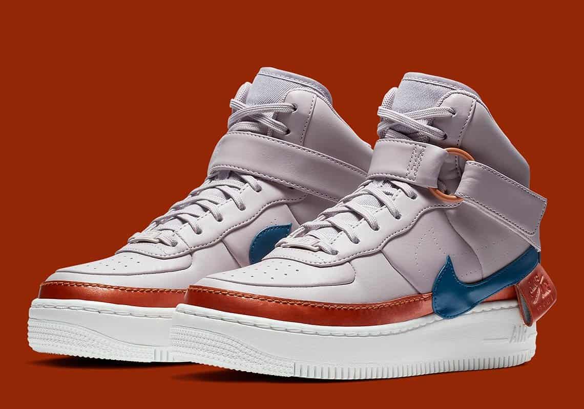 Giày Nike Air Force 1 được ra mắt cách đây gần 40 năm