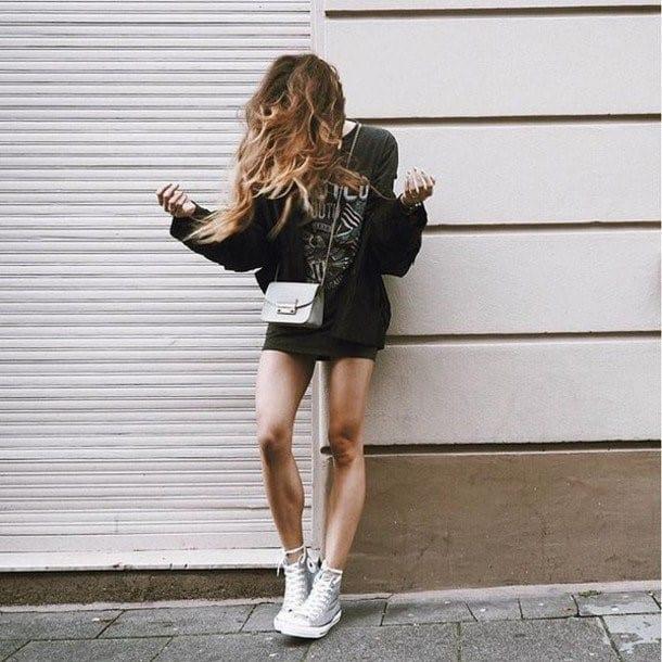 Outfit dạo phố cá tính và trẻ trung