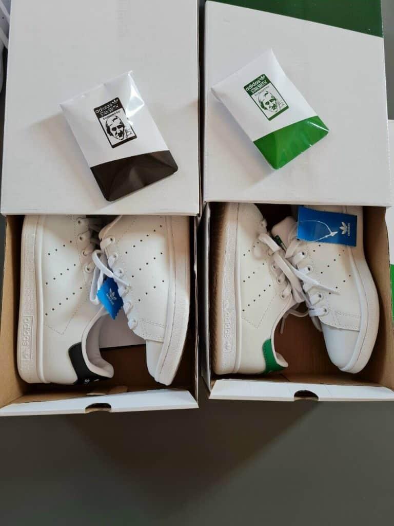 Adidas Originals Stan Smith thuộc top những đôi sneaker nam nên có