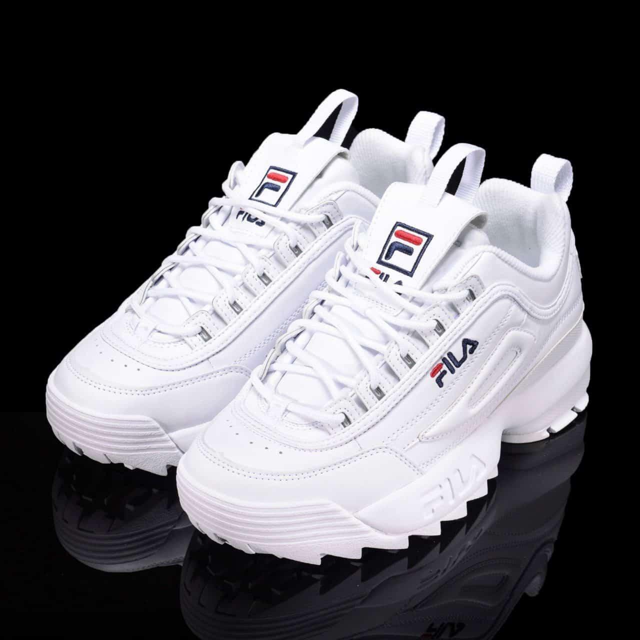 Giày Fila Disruptor 2 là một trong những ngày được ưa chuộng nhất hiện nay