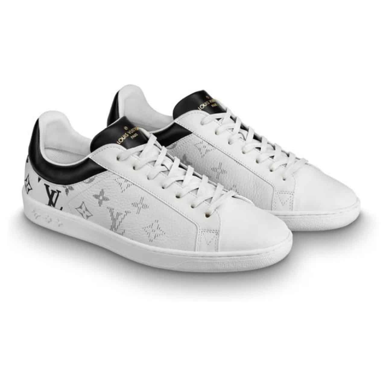 Louis Vuitton Luxembourg Sneaker - Giày Louis Vuitton nam chính hãng cuốn hút, tạo bước đi vững chắc