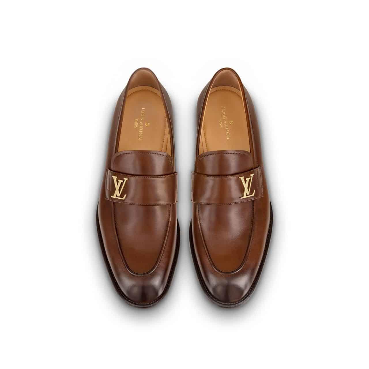 Louis Vuitton Saint Germain Loafer sự hòa trộn giữa kiểu dáng truyền thống và hiện đại